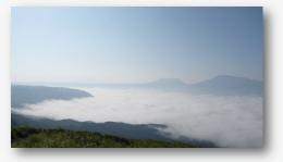 阿蘇の雲海