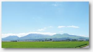 内牧田園風景